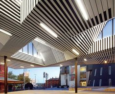 Commercial Interior winner: Annexe - Art Gallery of Ballarat by Searle x Waldron Architecture. Australian Interior Design, Interior Design Awards, Interior Office, Outdoor Landscaping, Outdoor Decor, Art Studio Organization, Timber Structure, Healthy Living Magazine, Architecture Photo