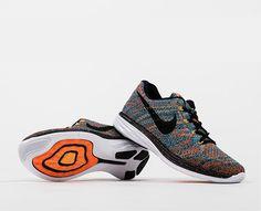 Nike LunarEpic Flyknit Men's Running Shoes White/Black