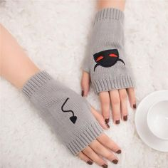 Knitted Arm Finger less Warm Winter Gloves http://pupskii.com/products/knitted-arm-finger-less-warm-winter-gloves?utm_campaign=crowdfire&utm_content=crowdfire&utm_medium=social&utm_source=pinterest