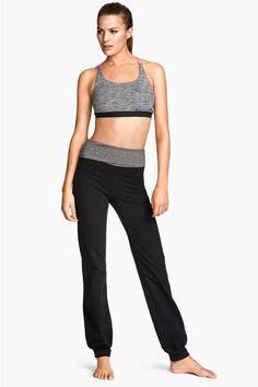 Pantalon de yoga   H&M