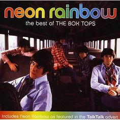 The Box Tops Neon Rainbow The Best Of CD