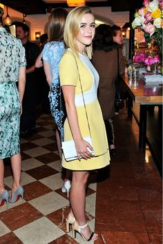 The+Golden+Globes+Weekend+Looks+You+Didn't+See+via+@WhoWhatWear