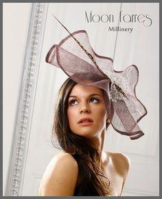8a4353263bd Kentucky Derby Hat.Couture Fascinator. by MoonFarresAtelier