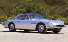 Ferrari 500 Superfast de 1965  - Ferrari, Maserati, Lancia, Alfa Romeo. Póker de clásicos italianos en la subasta de Pebble Beach