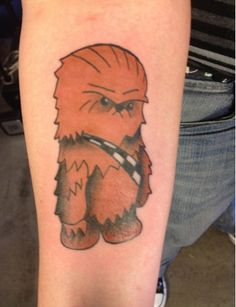 Chewbacca done in Gilbert, Az from Joelle