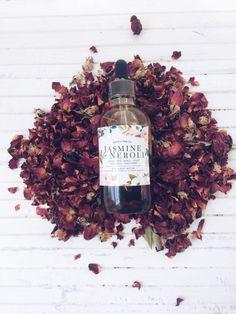 JASMINE & NEROLI Bath  Body Oil  Body Nectar  Bath by WoodAndWaxCo