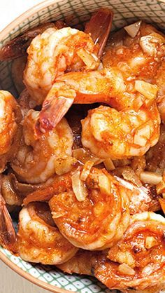Garlic Butter Shrimp is part of food_drink - Serve this shrimp over angel hair pasta with some Parmesan for an easy dinner party entree Alternatively, stir the shrimp into cooked quinoa or brown rice with some roasted vegetables for a weeknight meal Buttered Shrimp Recipe, Garlic Butter Shrimp, Shrimp Recipes, Fish Recipes, Great Recipes, Shrimp Meals, Recipies, Shrimp Dishes, Fish Dishes