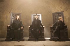 Marcu, Aro and Caius - The Twilight Saga