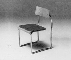 giuseppe terragni, lariana chair.