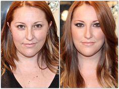 Aparichi Makeup Artist - Maquilladora Profesional: Blog de Maquillaje: Maquillaje para pelirrojas: El Antes y Después de ...
