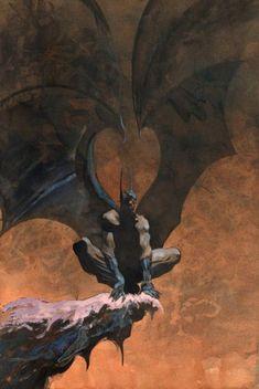 Batman by George Pratt