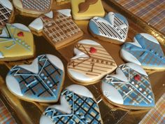www.pastisseriachic.com father´s day cookies