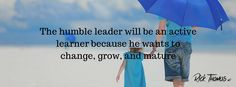The humble leader FB banner