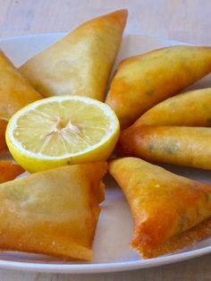 Tunisie - Recette de briks au thon
