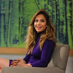 Jennifer Lopez....wow she looks beautiful!
