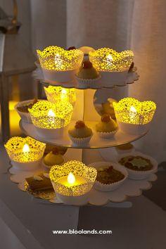 Illuminé vos supports avec nos chauffe-plats led !