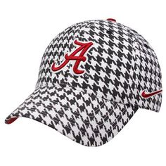 University of Alabama houndstooth cap