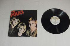 THE POLICE Outlandos d'Amour Music lp Record Album by pigandall