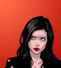 Jessica Drew in Spider-Woman #7