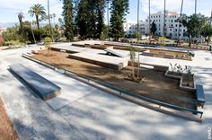 HOLLENBECK SKATE PLAZA - 415 S St Louis St, Los Angeles, CA 90033, Estados Unidos