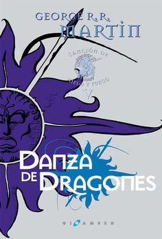 Por fin, Danza de Dragones, la 5ª entrega de la saga Canción de Hielo y Fuego de George. R.R. Martin
