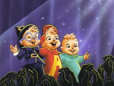 Alvin & The Chipmunks (1983–1990) ~~ Family   Animation   Comedy ~~ Three chipmunk brothers who have been adopted by & are living with a human ~~ Artwork by Justhine-Gia Maniquiz