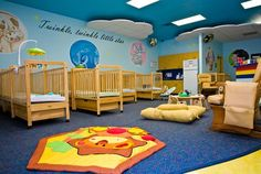 get the best guidance to set up daycare for infant here! get the best guidance to set up daycare for infant here! get the best guidance to set up daycare for infant here! Infant Room Daycare, Infant Toddler Classroom, Toddler Themes, Daycare For Infants, Infant Daycare Ideas, Toddler Classroom Decorations, Preschool Classroom Decor, Preschool Rooms, Daycare Decorations