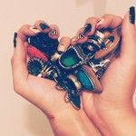 Can't choose? Grab them all #Forever21 #Accessories #Rings