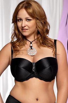4c5ece0015 Ava 740 Big Balconette Black Bra  underwear  sexylingerie