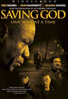 """Saving God: One Soul at a Time"" - Christian Movie/Film on Blu-ray from Cloud Ten Pictures. Check out Christian Film Database for more info - www. Saving God: One Soul at a Time - Christian Movie/Film, DVD Blu-ray, Cloud Ten Picture Family Movie Night, Family Movies, All Family, Christian Films, Christian Videos, Christian Life, Faith Based Movies, Friday Movie, Ving Rhames"