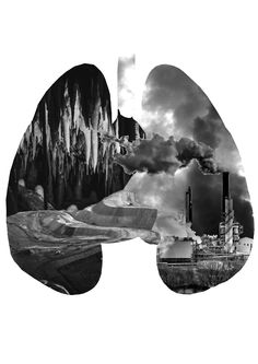 Check here for fresh News about New Work, Upcoming Exhibitions, Active Projects, Festival Participation, Workshops and Lectures from the Artist Anthony D Kelly Causes Of Air Pollution, Air Pollution Poster, Postcard Layout, Collage Techniques, Ap Art, Environmental Art, Art Model, Digital Collage, Global Warming