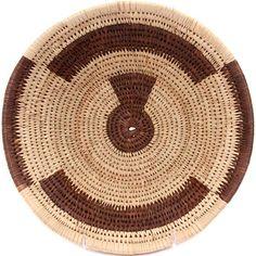 African Basket - Tonga - Sinazeze Bowl - 10.5 Inches Across - #46168 $32