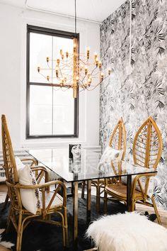 Go Glamorous Dining Room