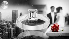 Diamondmanufacturers  Emerald Cut http://www.engagement-rings-info.org/emerald-cut-engagement-rings/
