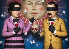 Gianluca Gambino aka Tenia - Sacrifice to the Moon - Digital Painting