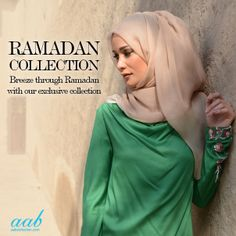 Are you ready for Ramadan? NEW ARRIVALS for our exclusive Ramadan collection! Easy breezy pieces with pretty details, exquisite embroidery, some shimmer and shine, classic blacks, and much, much more. From perfect party pieces to easy pieces for ibadah, we have everything sorted for those iftar parties  tarawih. SHOP RAMADAN EXCLUSIVES NOW: http://www.aabcollection.com/shop/category/new-in-ramadan-exclusives/136