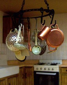 how to: pot hanger
