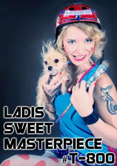 #T-800 Ladis Sweet MasterPiece