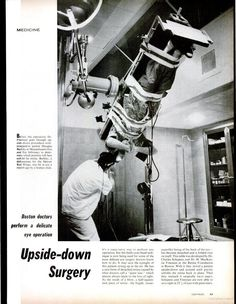 Upside-Down Surgery (1966)