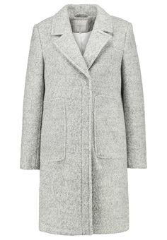 Selected Femme Płaszcz wełniany /Płaszcz klasyczny - light grey melange za 382,05 zł (14.07.17) zamów bezpłatnie na Zalando.pl.