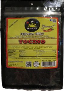 Discover how Astig Premium Jerky - Tocino beef jerky fared in a jerky review http://jerkyingredients.com/2014/08/12/astig-premium-jerky-tocino-beef-jerky/ #beefjerky #reviews #food #jerky #ingredients