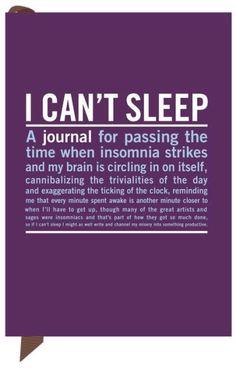 I Can't Sleep Mini Inner-Truth Journal http://www.wartalooza.com/treatments/salicylic-acid-treatment-for-warts