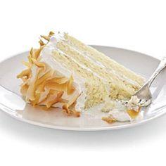 Fresh Coconut Cake | CookingLight.com