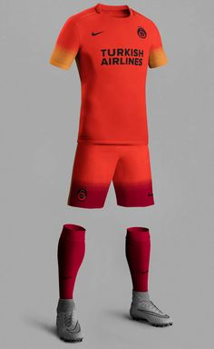 Unique #Nike 15-16 Third Kit Concepts by Dorian from La Casaca | Galatasaray