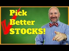 I want you to be a better investor. I want you to be able to find the investments that are going to make you rich. That means giving you the tools to pick your own stocks, showing you how to research a stock from start to finish. We're building a huge community on YouTube to beat your debt, make more money and start making money work for you. Click over to join us on the channel and start creating the financial future you deserve!