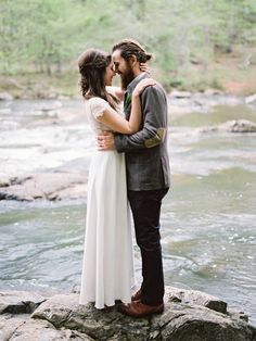 Woodland Elopement by Live View Studios