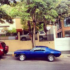 Chevy Camaro, en Altamira