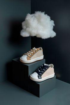 Μοντέρνα βαπτιστικά sneakers της Babywalker για αγόρια, annassecret, Χειροποιητες μπομπονιερες γαμου, Χειροποιητες μπομπονιερες βαπτισης Stella Mccartney Elyse, Kai, Wedges, Sneakers, Shoes, Fashion, Tennis, Moda, Slippers