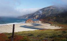 """Little Sur River Delta, Big Sur, CA.""  (Courtesy psheridan/myBudgetTravel)    Read more: http://www.budgettravel.com/slideshow/stunning-beach-photos-florida-california-south-carolina,8676/#ixzz234zIbRki"