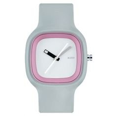 alessi watches | Alessi Kaj Grey & Pink Watch